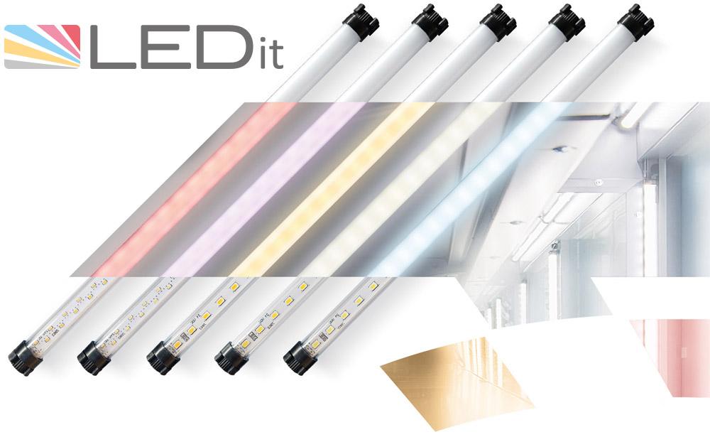 Технология LEDit